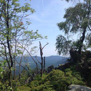 Höhenweg Fichtelgebirge