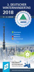 Deutscher Winterwandertag Ochsenkopf im Fichtelgebirge