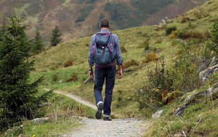 Wandern Ochsenkopf im Fichtelgebirge